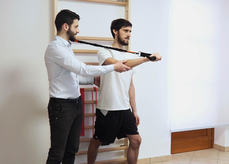Riabilitazione sportiva a Bra